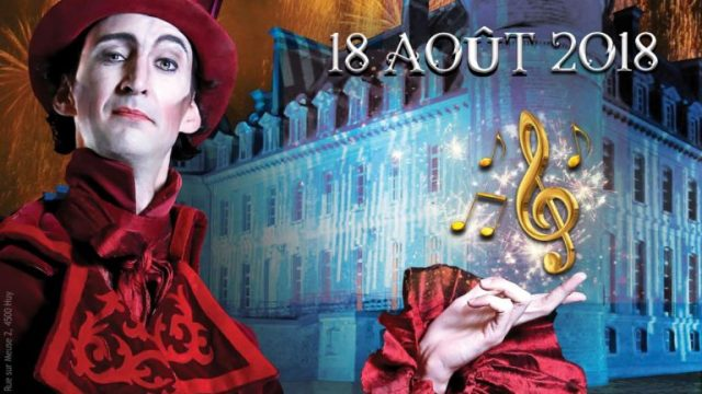 The fairy tale extravaganza of Beloeil